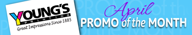 April's Promotions and Deals!