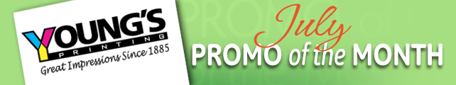 July's Promotions and Deals!
