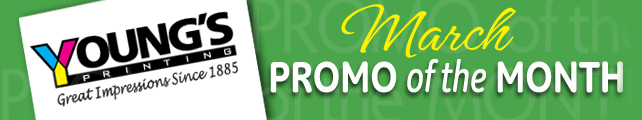 March's Promotions and Deals!